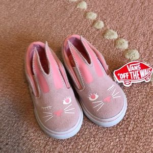 Toddler Vans Size 4.5, Never worn!